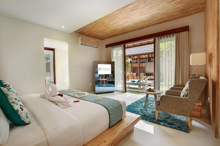 Theanna Eco Villa and Spa