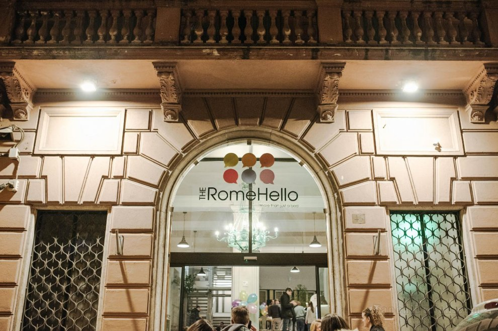 The RomeHello